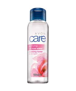 Avon Care Tonique purifiant Eau de rose 8593900 150ml