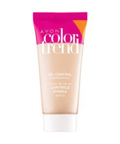 Color Trend Fresh Face Fond de teint liquide SPF15 Ivory Beige 3482500 30ml