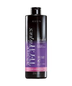 Advance Techniques Violet Color Correction Après-shampooing 2923500 250ml