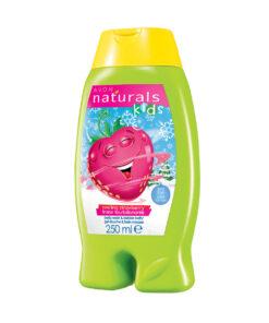 Naturals Kids Gel douche et bain-mousse 1386026 250ml