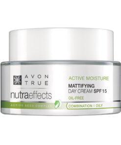 Nutraeffects Mattifying Crème de jour matifiante SPF15 2359300 50ml