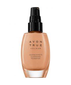 Avon True Calming effects Fond de teint lumineux Almond 6675600 30ml