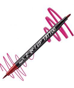 mark. Crayon à lèvres effet tatouage 2en1 Bright Side 2195100 1.6ml